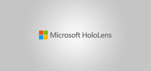 Logo der Microsoft HoloLens