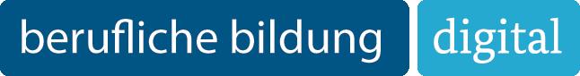 """Roadshow Logo """"Berufliche Bildung digital"""""""
