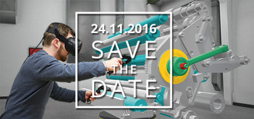 Save the Date 24.11.2016