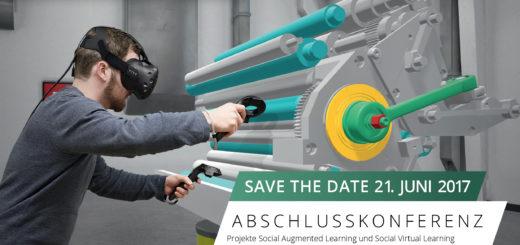 Save the Date Abschlusskonferenz