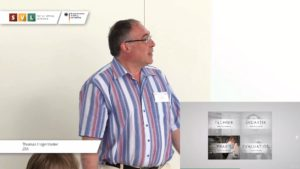 Abschlusskonferenz Thomas Hagenhofer