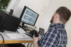 Julian Gaab erstellt ein neues Lernmodul