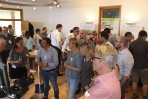 Teilnehmer am Stand der TwinC GmbH