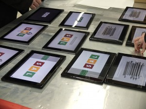 Tablets mit SAL