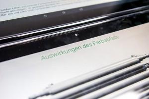 Ausschnitt einer Folie der SAL-Lernanwendung